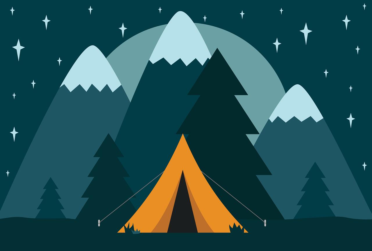 Einfache Tipps, die Sie vor dem Camping kennen sollten